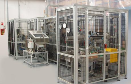 attrezzature stampaggio eva