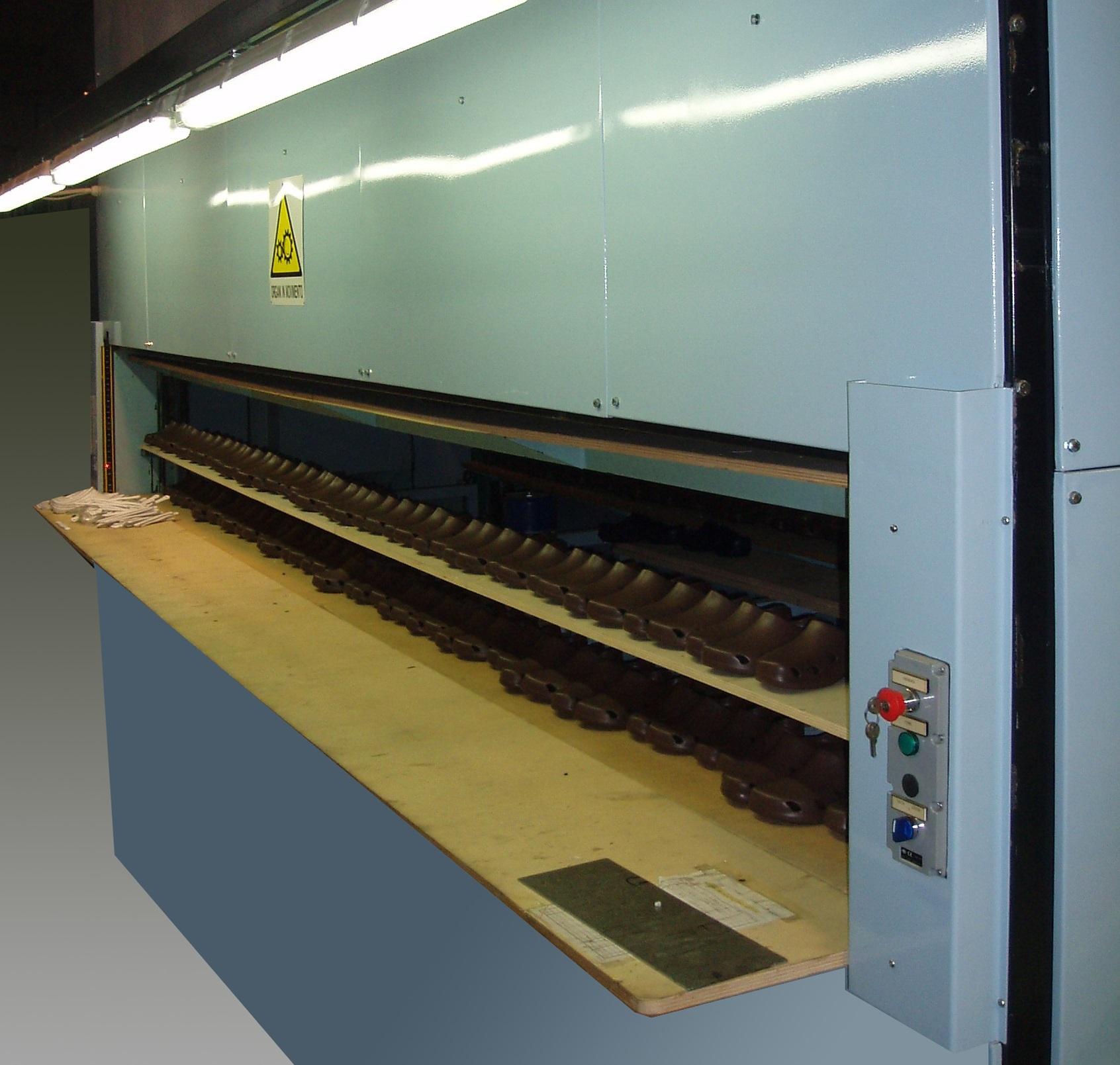 attrezzature stampaggio eva 2